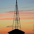 Tower Sunrise by Bonfire Photography