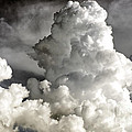 Towering Clouds by Thomas R Fletcher
