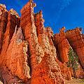 Towering Pinnacles by John M Bailey