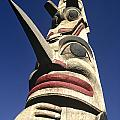 Towering Totem by Roderick Bley