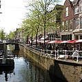 Town Canal - Delft by Christiane Schulze Art And Photography