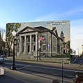 Town Hall And Court House In Westerly Rhode Island by Jeff Hayden