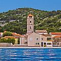 Town Of Tisno Waterfront Croatia by Brch Photography