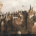 Town With A Broken Bridge by Victor Hugo