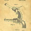 Toy Pistol Circa 1920s by Edward Fielding