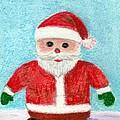 Toy Santa by Anastasiya Malakhova
