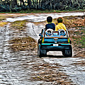 Toy Truck Riders by Alice Gipson