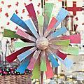 Toy Windmill by Tom Gowanlock