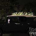 Toyota Fj Christmas Lights by Dale Powell