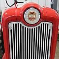 Ford Tractor Grill by Nelson Skinner