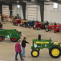 Mecum Tractor Auction by Nelson Skinner