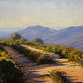 Track Along Walls Ledge Blackheath by Graham Gercken