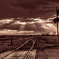 Tracks To Glory by HW Kateley