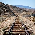 Tracks To Nowhere by Peter Tellone