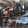 Traction Engine 2 by Paul Stevens
