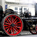 Traction Engine  by Joyce Woodhouse