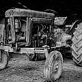 Tractor by Alicia Romano