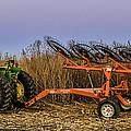 Tractor by Gary Mosman