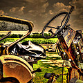 Tractor Seat by David Morefield