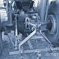 Tractor Series 003 by Serena Ballard