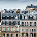 Traditional Buildings In Paris by Mmac72