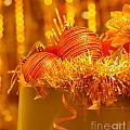 Traditional Christmas Decoration by Anna Om