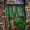 Traditional Door by Emmanouil Klimis