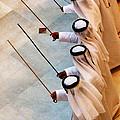 Traditional Emirati Men's Dance  by Andrea Anderegg