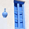 Traditional House In Serifos Town by George Atsametakis