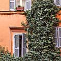 Traditional House Rome Italy by Sophie McAulay