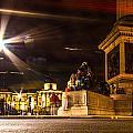 Trafalgar Square by Dawn OConnor