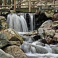 Trail Bridge by Glenn Gordon