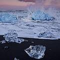 Trail Of Diamonds by Evelina Kremsdorf