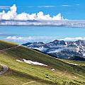 Trail Ridge Road In Rocky Mountain National Park by Ronda Kimbrow