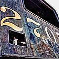 Train 2705 by Shmuel Vick