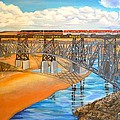 Train And Terrain  by Judith Killgore