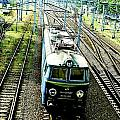 Train by AR Harrington Photography
