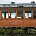 Train Coach Windows by Darleen Stry