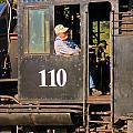 Train Conductor by John Malone