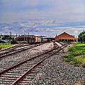 Train Depot by Jon Cody