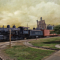 Train - Engine by Liane Wright