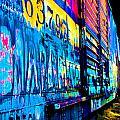 Train Funk I by Jacquelyn Crady