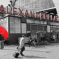 Train Station Alexanderplatz by Steve K