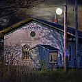 Train Station By Hmi Light by John Herzog