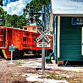 Train Station In Hdr by Michael White