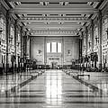 Train Station by Sennie Pierson