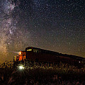 Train to the Cosmos by Aaron J Groen