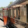 Train Transport by Susan Leonard