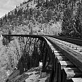 Train Trestle 1 by Kevin Bone