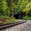 Train Tunnel by Lj Lambert